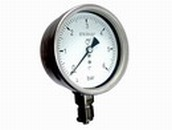 Pressure gauges, Thermometer