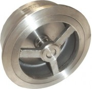 Stainless steel check valve PN 16